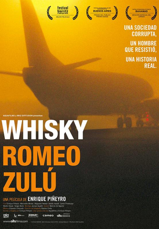Whisky, Romeo, Zulú