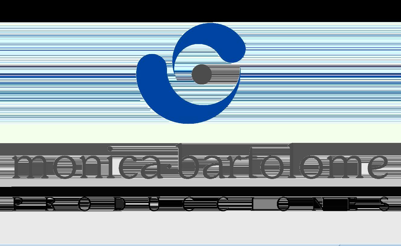 Logo Monica Bartolome Producciones